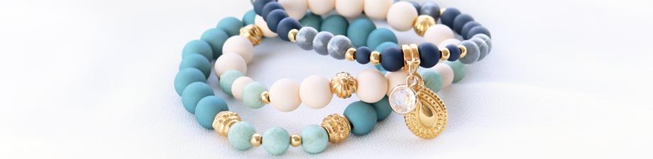 Kunststoff - Perlen