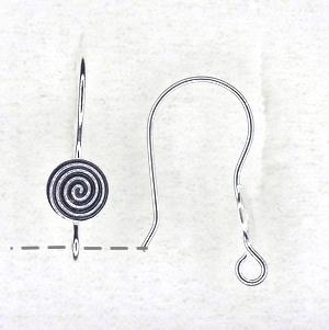 Ohrhaken/-stecker