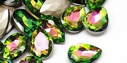 Fancy Stone Tropfen (Pear)