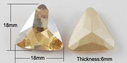 Fancy Stone Triangle