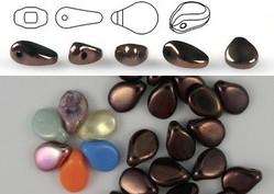 Glas-Pip Beads