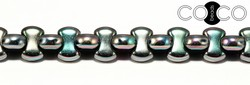 Glas-CoCo beads vertical (6x8 mm)