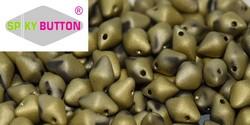 Spiky Button Bead® (4,5x6,5 mm)