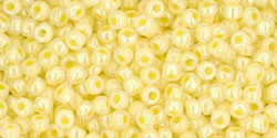 10 g TOHO Seed Beads 11/0 TR-11-0902 - Ceylon Lemon Chiffon (E)