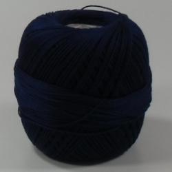 20 Gramm Häkelgarn - dkl.-blau (5894) - N° 30