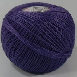 (4574) 30 Gramm Häkelgarn N° 20 lila