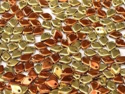 #03 - 4g Dragon® Bead - jet california gold rush