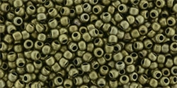 10 g TOHO Seed Beads 11/0 TR-11-0225 - Bronze Antique Gold (C)