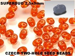#008 10g SuperDuo-Beads hyacinth