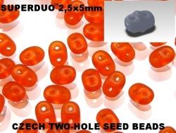 #008c 10g SuperDuo-Beads hyacinth matt