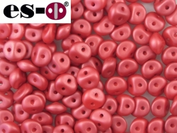#06 50 Stck. Es-o Beads Ø 5mm - Pastel Dark Coral