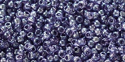 10 g TOHO Seed Beads 11/0 TR-11-0136 - Tr.-Lustered Sugar Plum