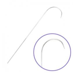 1 Stück Nadel für die Perlenmühle - Big Eye - fein