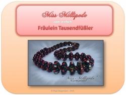 Anleitung Miss Millipede Kette - pdf