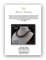 Anleitung Queen Victoria Kette - pdf
