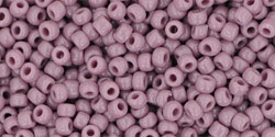 10 g TOHO Seed Beads 11/0 TR-11-0052 - Opaque Lavender