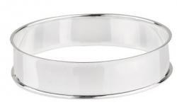 1 Armreif aus Metall - silver