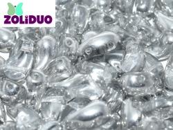 #01.03 - 25 Stück Zoliduo Left Version 5 x 8 mm Crystal Labrador