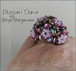 Anleitung Blossom Dome Ring - pdf