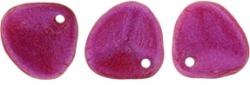 #39 50 Stck. Rose Petals 8*7mm - Opalescent Neon Pink