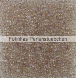 10 g TOHO Seed Beads 11/0 TR-11-1814 - Tr. Rainbow Pastel Ash (E)