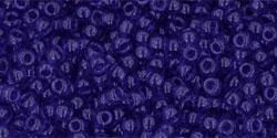 10 g TOHO Seed Beads 11/0 TR-11-0008 Cobalt