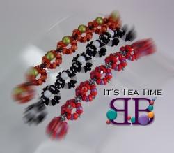 Anleitung Its Tea Time Armband - pdf