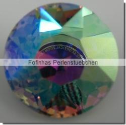 1 Glas-Dentelle Ø 35 mm - crystal AB