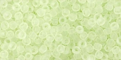 10 g TOHO Seed Beads 11/0 TR-11-0015 F Citrus Spritz Frosted