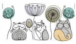 Kantenelement - Cats
