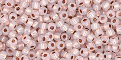 10 g TOHO Seed Beads 11/0 TR-11-0741 - Copper-Lined Alabaster (A,E)