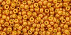 10 g TOHO Seed Beads 11/0 TR-11-1606 - Ceylon Dk Butterscotch (C)