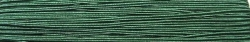 1 m Soutache 3mm - dkl grün - 100% Polyester