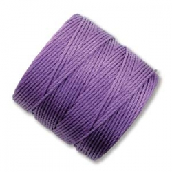 1 Rolle S-Lon Bead Cord Violet