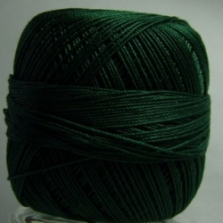 20 Gramm Häkelgarn - dkl.-grün (6894) - N° 30
