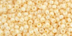 10 g TOHO Seed Beads 11/0 TR-11-0901 - Ceylon Rice Pudding (E)