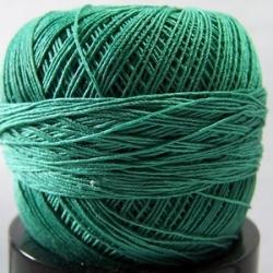 20 Gramm Häkelgarn - dkl.-mint (6554) - N° 30