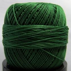 20 Gramm Häkelgarn - waldgrün (6694) - N° 30