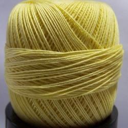 20 Gramm Häkelgarn - gelb (1624) - N° 30