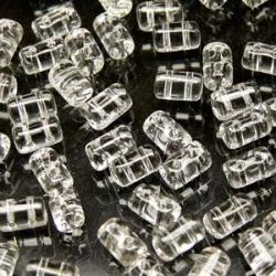 #01 10g Rulla-Beads crystal