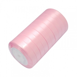 1 Rolle Satinband - pink - 20 mm