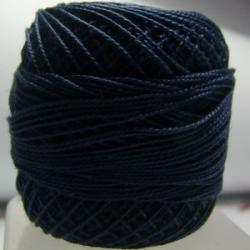 10 Gramm Stickgarn dark denim blue