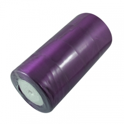 1 Rolle Satinband - purple - 50 mm