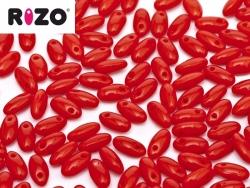 #10.03 10g Rizo-Beads opak red