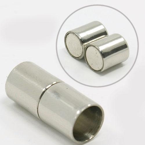 Edelstahl Magnetverschluss 2-8mm starker Magnet zum einkleben