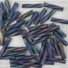10 Gramm Miyuki Twisted Bugle 2,7x12mm 0401 FR