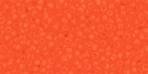 5g TOHO SeedBeads 15/0 TR-15-0050 - Opaque Sunset Orange