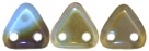 #08 10g Triangle-Beads 6mm - sapphire celsian