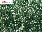 #30 5g O-Beads emerald celsian