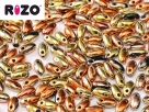 #17 10g Rizo-Beads jet california gold rush